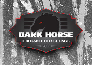 Dark Horse Crossfit Challenge 2016
