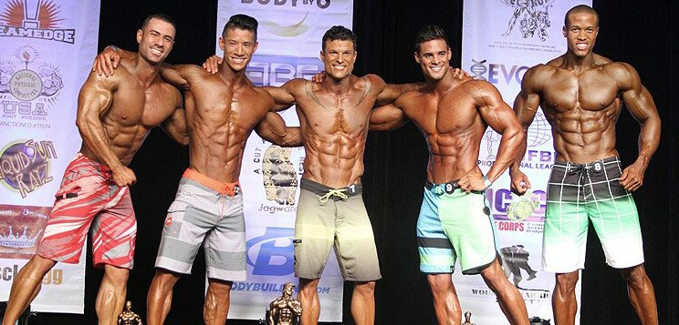 2015 IFBB Governor's Cup