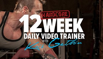 Kris Gethin's 12-Week Daily Trainer