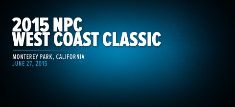 2015 NPC West Coast Classic