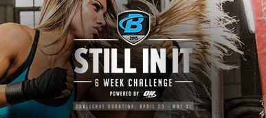Still In It 8 Week Challenge