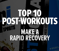 Top 10 Post-Workouts - Make A Rapid Recovery