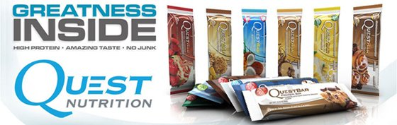Greatness Inside - Quest Nutrition