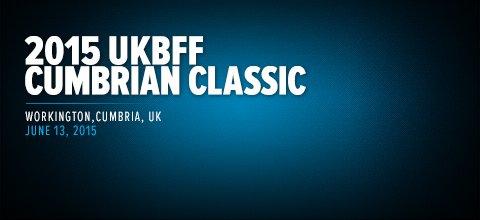 2015 UKBFF Cumbrian Classic