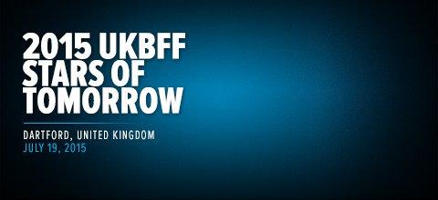 2015 UKBFF Stars of Tomorrow