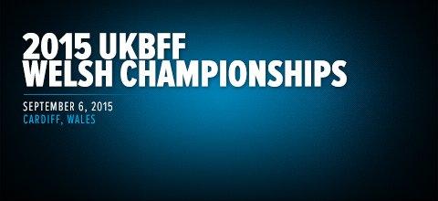 2015 UKBFF Welsh Championships