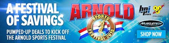 Arnold Specials