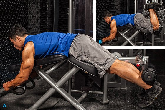 3 Essential Moves For Powerhouse Hamstrings