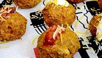 Canned Chicken Parmesan Balls