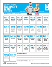 Ultimate 30 Day Beginner S Guide To Fitness Free Calendar