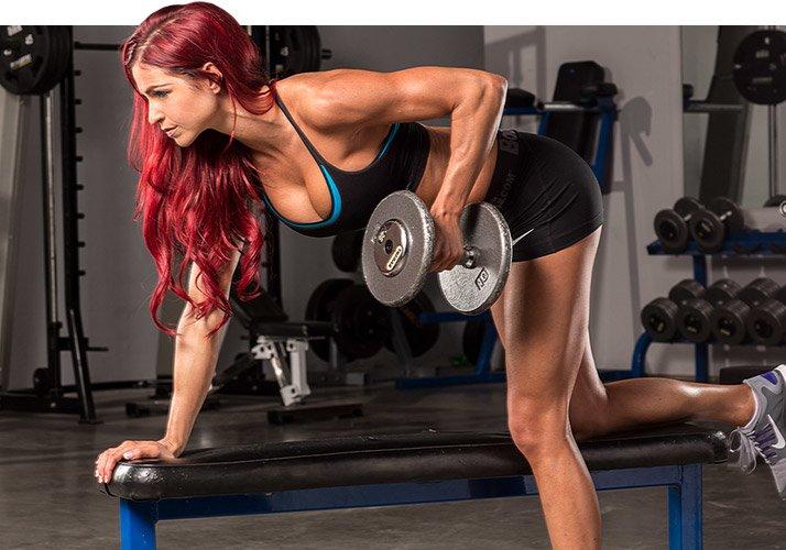 30 Minute Upper Body Workout For Women Women Bodybuilders