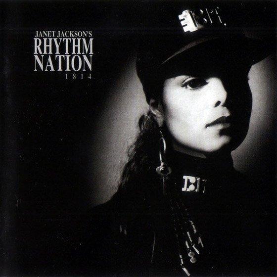 workout songs 80s janet jackson rhythm nation fun