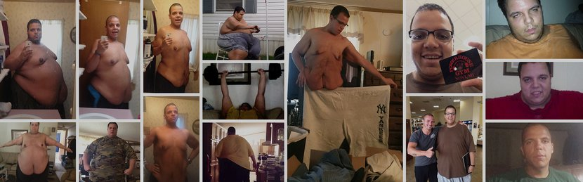 350 Pounds And Counting: Jesse Shand's Incredible Weight-Loss Journey