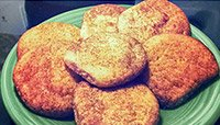 CELLUCOR CINNAMON SWIRL SNICKERDOODLE COOKIES