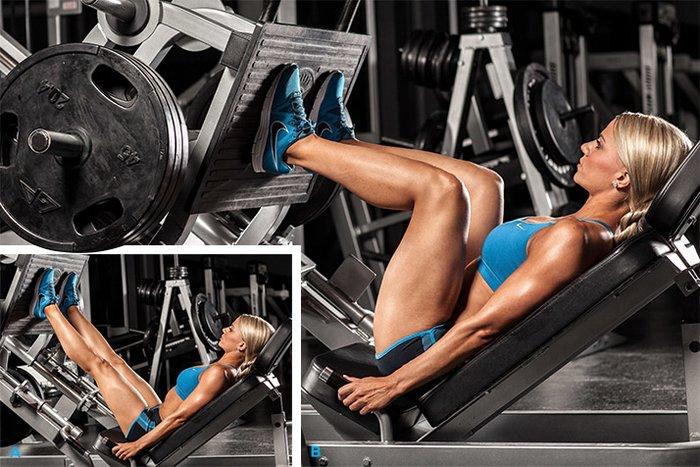 Bikini-Body Workout: 4 Weeks To Your Best Body