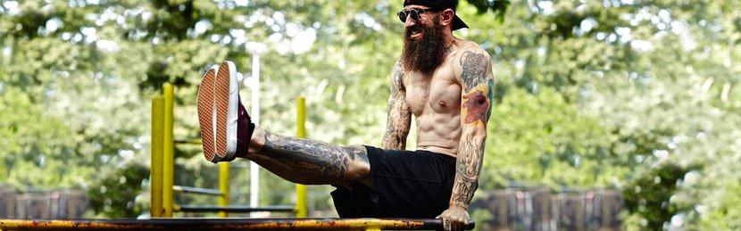5 Bodyweight Staples Everyone Should Do
