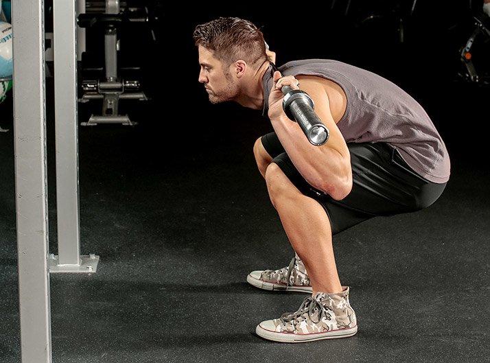 5 Common Squat Mistakes