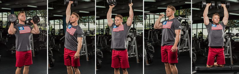 5 Overhead Presses Better Than The Military Press!