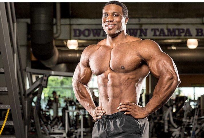 Ganho de massa muscular com HyperBody