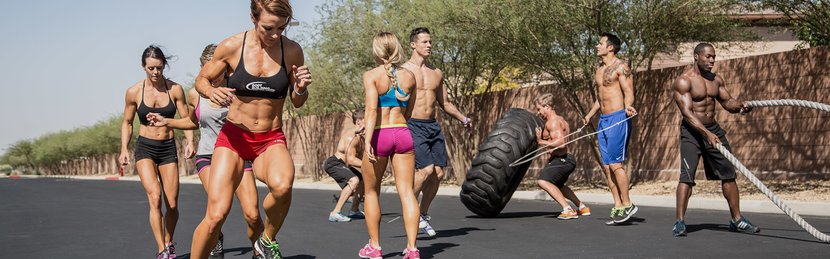 5 Ways To Get Fit With Group Workouts