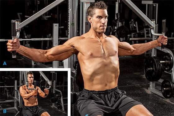 Workouts For A Bigger Chest!