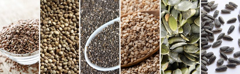 6 Health-Boosting Super Seeds!