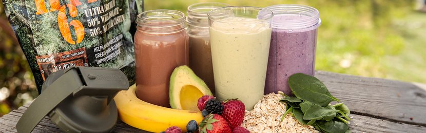 6 Stellar Protein Smoothie Recipes!