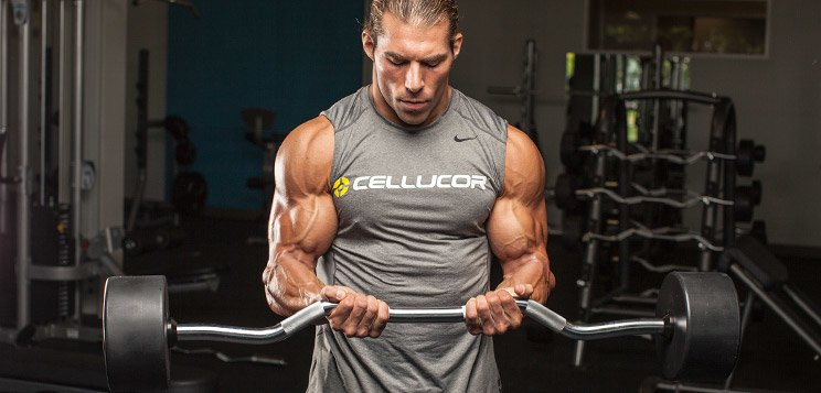 how to build biceps fast in gym