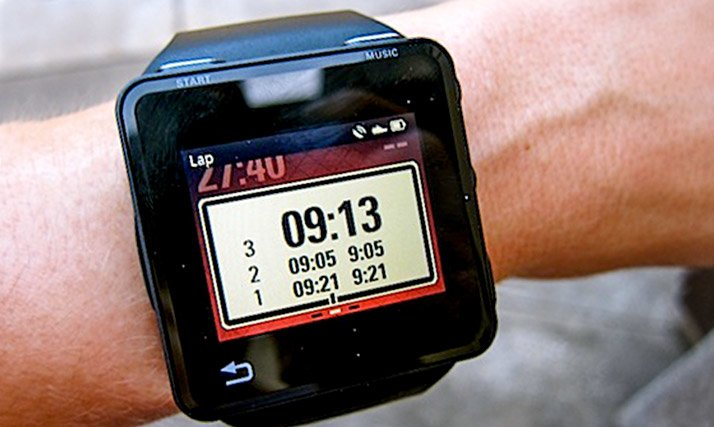 When doing high-intensity work, it's rare that you'll ever need to do more than 20 minutes when you start your program.
