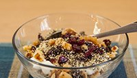 Homemade Seed Cereal