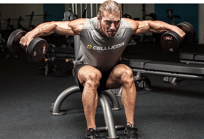 Kết quả hình ảnh cho Advanced Chest & Triceps Workout | Ripped Remix | Day 10 bodybuilding.com