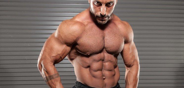 Hardcore Bodybuilding Workout 86