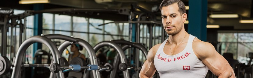 Fitness 360: Alex Savva, Fit Freak