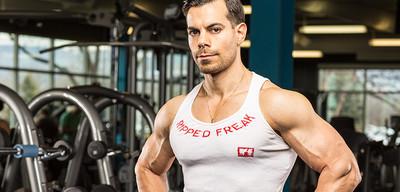 Fitness 360: Alex Savva, Fit Freak