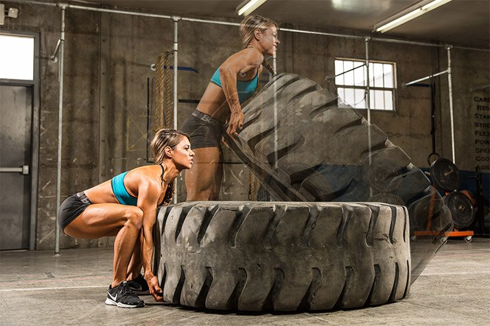 Your Extreme Fitness Workout Should Include This 39 Flipping Exercise Flip Tire