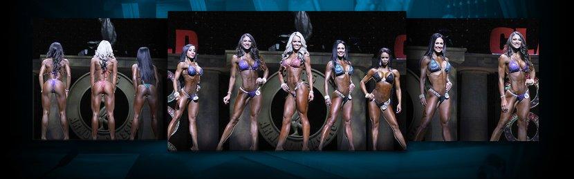 Arnold Sports Weekend: Bikini International Report