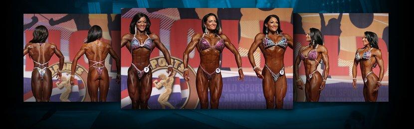 Arnold Sports Weekend: Figure International Report
