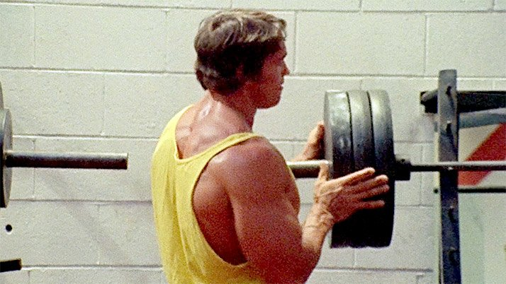 Arnolds blueprint to cut bfn then with no rest keep repeating this process reduce your weight lift reduce again lift and continue until youre down to the bar malvernweather Image collections