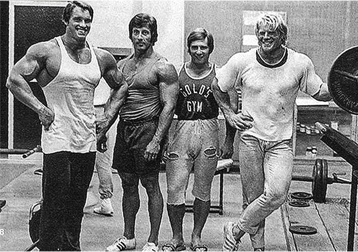 Arnold schwarzenegger blueprint trainer day 1 if you think arnolds blueprint is just an arrangement of reps and sets you need a lesson in what truly made him the greatest of all time malvernweather Choice Image