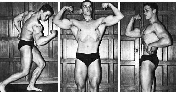 Arnold schwarzenegger blueprint trainer day 26 arnold was blessed with great genetics but when he came to america it was his work ethic that made him get to the top malvernweather Image collections