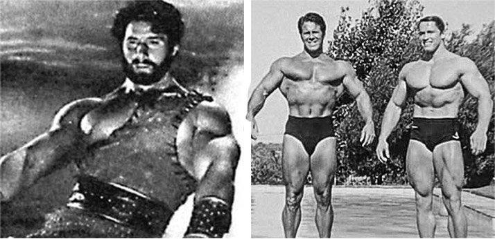 Arnold Schwarzenegger Blueprint Trainer Day 38