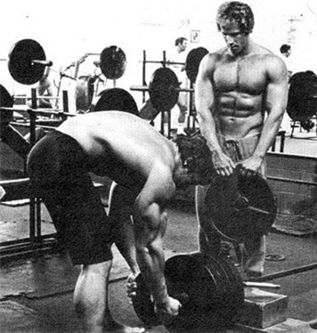 Arnold Schwarzenegger Blueprint Trainer Day 4