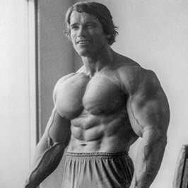 Arnold schwarzeneggers blueprint trainer choose your goal blueprint to mass malvernweather Images