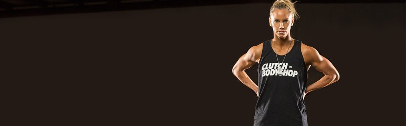 Ashley Conrad's High-Intensity Leg Circuit Workout