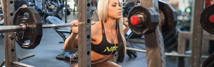 Ashley Hoffmann's Abs Workout: 6 Tips For Awesome Abs!