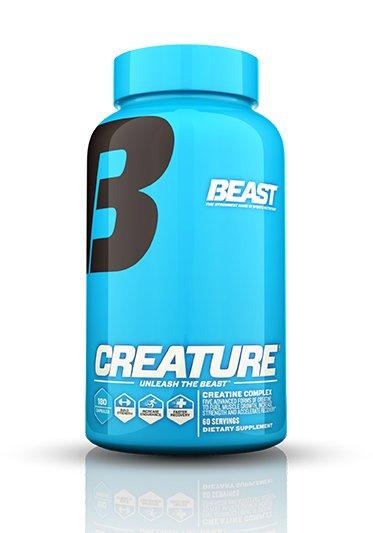 beast creature capsules bottle