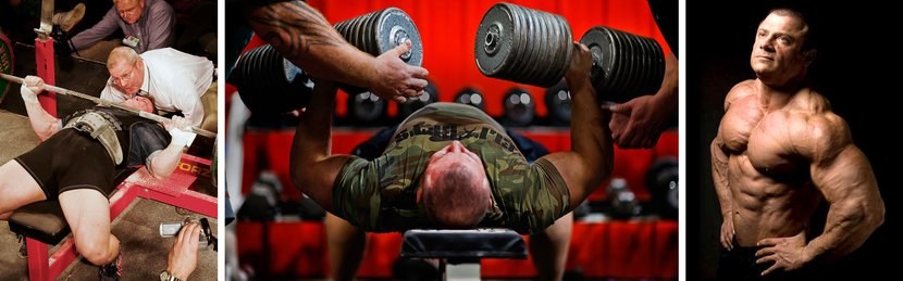Bench Big: How To Increase Your Bench For Size And Strength