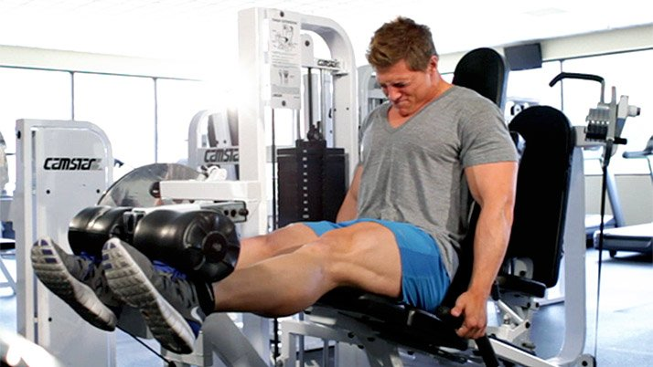 how to get leg muscles fast
