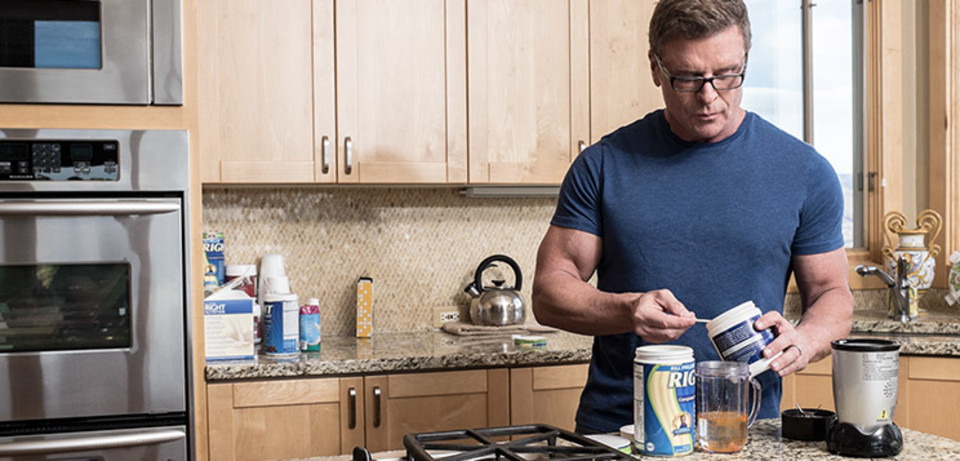 Bill Phillips Back To Fit: Supplement Overview