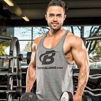 Amateur Bodybuilder Of The Week: Boás Has Brazilian Brawn!